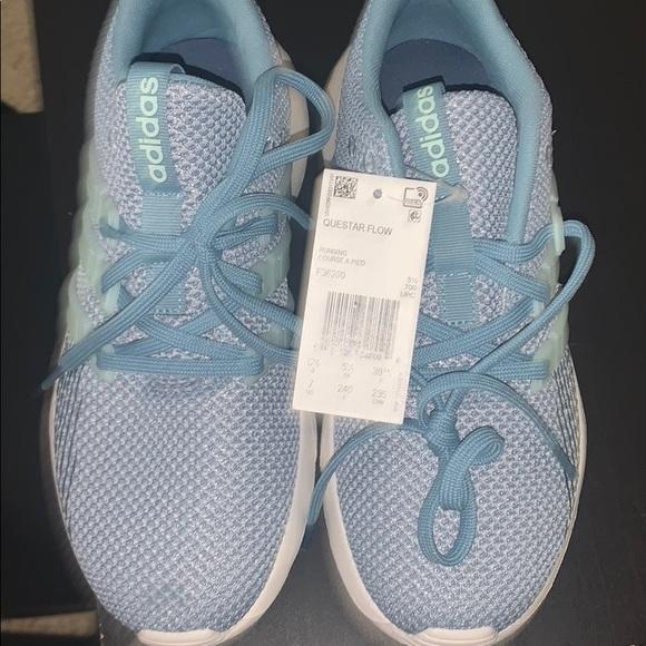 adidas Shoes | Womens Adidas Light Blue